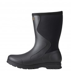 Ariat Men's Springfield Rubber Boot (Black)