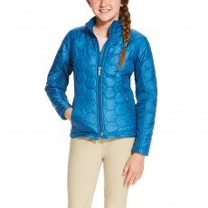 Ariat Girl's Volt Jacket (Rush Blue)