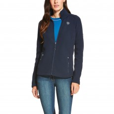 Ariat Women's Lux Full Zip (Navy)