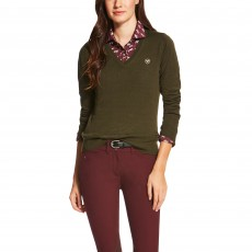 Ariat Women's Ramiro Sweater (Dark Sage)
