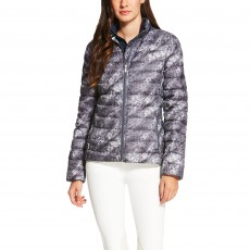 Ariat Women's Ideal Down Jacket (Fur Print)