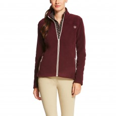 Ariat Women's Basis Full Zip (Malbec)