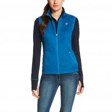 Ariat Women's Conquest Vest (Rush Blue)