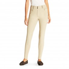 Ariat (Sample) Women's Mikelli Full Seat Breeches (Tan)