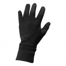 Mark Todd Adults Winter Grip Fleece Gloves (Black)
