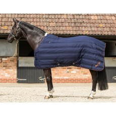 Mark Todd Mediumweight Stable Rug (Navy & Orange)