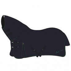Mark Todd Heavyweight Combo Stable Rug (Navy & Jade)