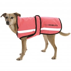 Equisafety Waterproof Dog Rug (Pink)