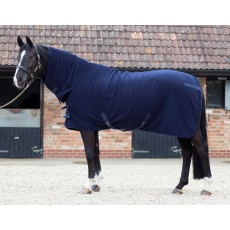 JHL Fleece Combo Under Rug (Navy)