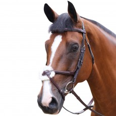 Mark Todd Performance Figure of 8 Bridle (Havana)