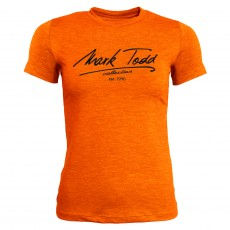 Mark Todd Women's Pauline T-Shirt (Orange)