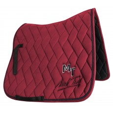 Mark Todd Frederick Saddlepad (Burgundy)