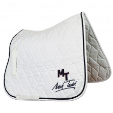 Mark Todd Frederick Saddlepad (White)