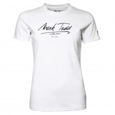 Mark Todd Women's Claire T-Shirt (White)