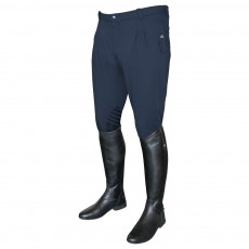 Mark Todd Men's Coolmax Grip Breeches (Navy)