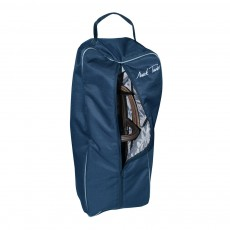 Mark Todd Sports Luggage Bridle Bag (Navy/Silver)