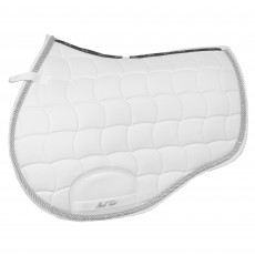 Mark Todd GP Ergo Competition Saddlepad (White)