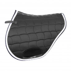 Mark Todd Jump Ergo Competition Saddlepad (Black)