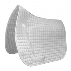 Mark Todd Traditional GP Saddlepad (White)