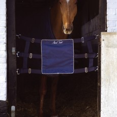 Mark Todd Competition Stall Guard (Navy & Silver)