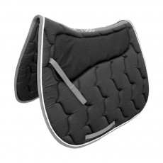 Mark Todd Grip Saddlepad (Black & Grey)