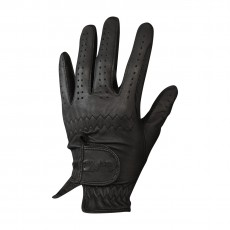 Mark Todd Kid's Leather Riding/Show Gloves (Black)