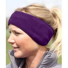 Mark Todd Ear Warmer (Purple)