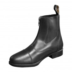 Mark Todd Adults Toddy Zip Jodhpur Boots (Black)