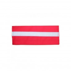 Equisafety Reflective Noseband (Pink)