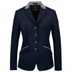 Cavallo Ladies Estoril mA Show Jacket (Navy/Light Grey)