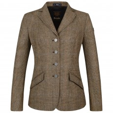 Cavallo Ladies Flint Show Jacket (Tweed)