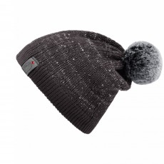 Cavallo Ladies Julietta Knitted Hat (Graphite)