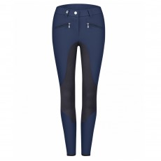 Cavallo Ladies Caja Grip Breeches (Dark Blue)