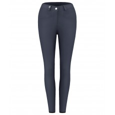 Cavallo Ladies Ciora Grip Breeches (Dark Teal/Dark Blue)