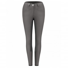 Cavallo Ladies Ciora Grip Breeches (Smoked Grey)