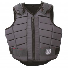 Rodney Powell Child Superflex Contour Body Protector (Grey)