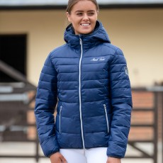 Mark Todd Women's Reeflan Padded Jacket (Navy)