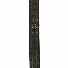 JHL Rubber Grip Reins (Black)