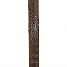 JHL Rubber Grip Reins (Brown)
