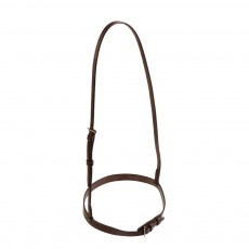JHL Plain Noseband (Brown)