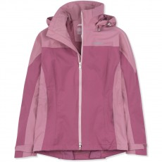 Musto Women's Canter Lite BR1 Jacket (Berry Pink /  Dusky Rose)