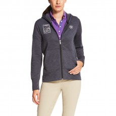 Ariat Women's FEI World Cup Milton Hoodie (Black)