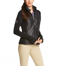 Ariat Women's FEI Epic Jacket (Black)