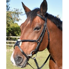 JHL Grackle Bridle (Black)