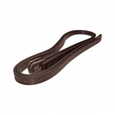JHL PRO Stirrup Leathers (Brown)