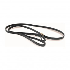 JHL Leather Lead Rein (Black)