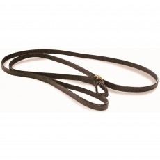 JHL Leather Lead Rein (Brown)