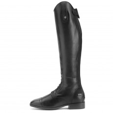 Ariat Women's Challenge Contour Square Toe Field Zip Boots (Black)