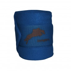 JHL Polo Bandages (Royal Blue)