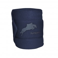 JHL Polo Bandages (Navy)